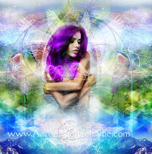 Divine Feminine (Goddess) – Activation, Healing, & Clearing